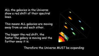 Red Shift and the Doppler Effect