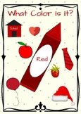 Red - What Color Is It
