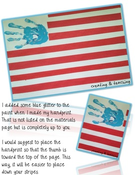 Red, White, & Blue Activities for You!