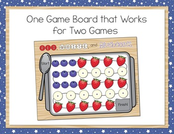 Red, White, & Blueberries - Two Games in One! - Rhythm Pie & Interval Delight