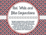 Red, White, and Blue Conjunctions
