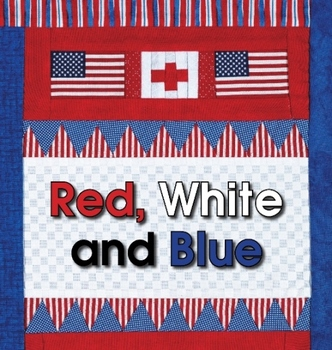 """Red, White and Blue"" Patriotic Song for Digital Download"