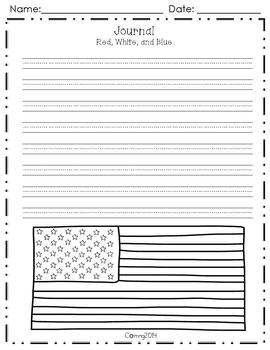Red, White, and Blue : Reading Street : Grade 2