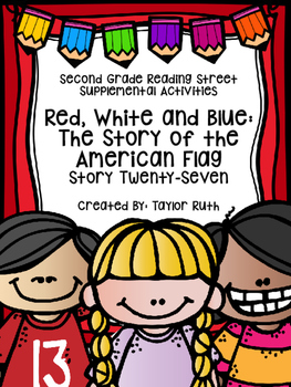 Red, White and Blue: The Story of the American Flag (2nd G