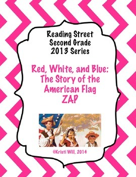 Red, White, and Blue: The Story of the American Flag ZAP