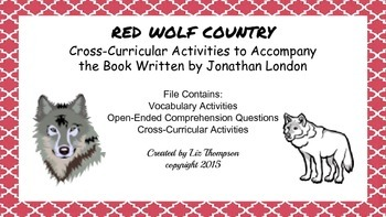 Red Wolf Country Mini Unit
