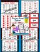 Red Word Bingo Levels I - V Bundle