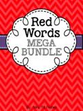 Red Word MEGA Bundle!