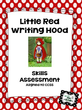 Red Writing Hood Skills Test