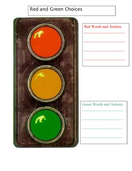 Red and Green Light Behaviors