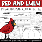Red and Lulu Interactive Read Aloud Kit