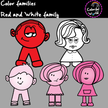 Red and White Family