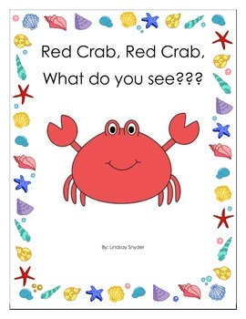 Red crab, red crab!