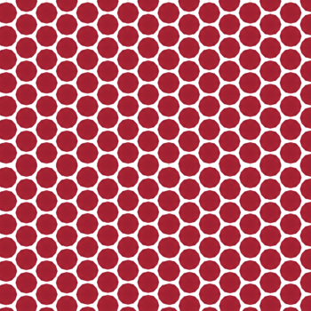 Red in Reverse Polka Dots Scrapbook/ Digital Background
