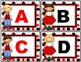 Red/Black Polka Dots {Classroom Themed Materials}