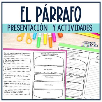 escribir un párrafo persuasivo informativo narrativo