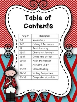 Redcoats and Petticoats- An American Revolution Mentor Text Unit for ELA