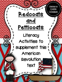Redcoats and Petticoats- An American Revolution Mentor Tex