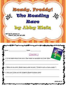 Reddy Freddy: The Reading Race Comprehension Questions