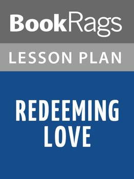 Redeeming Love Lesson Plans