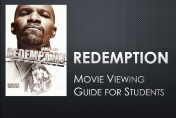Redemption Viewing Guide (PDF)