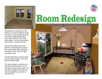Redesign a Room in Photoshop