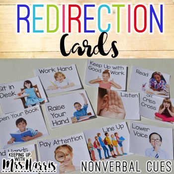 Redirection Cards