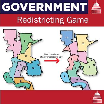 Redistricting Game Handout