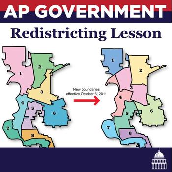 Redistricting and Gerrymandering Powerpoint/Handout