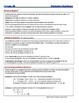 Redox: Oxidation and Reduction - Worksheets & Practice Questions HS Chemistry