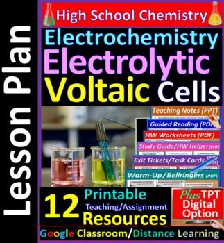 Components of Electrochemical Cells, Salt Bridge: Essential Skills Wksht #51