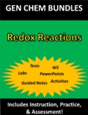 Redox Reactions WHOLE CHAPTER Bundle (for Gen Chem)