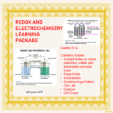 Redox and Electrochemistry Learning Activities