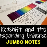 Redshift and the Expanding Universe JUMBO Notes