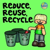 Earth Day in Preschool:  Reduce, Reuse and Recycle