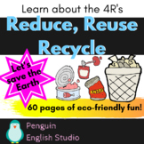 Reduce, Reuse, Recycle Activity Pack
