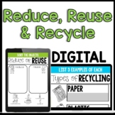 Reduce, Reuse, Recycle [Distance Learning Version for Goog