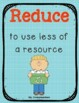 Reduce, Reuse, and Recycle Earth Day Foldable and Activities