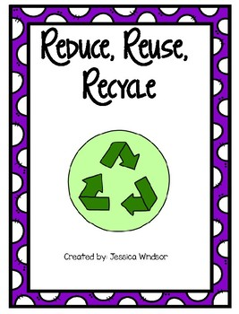 Reduce, Reuse, Recycle Reader
