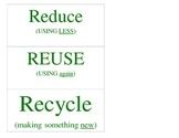 Reduce-Reuse-Recycle Sentence Sort