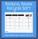 Reduce, Reuse, Recycle Sort