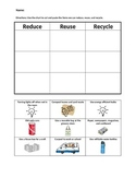 Reduce, Reuse, and Recycle Sorting