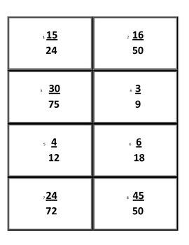 Reduce, Simplify Fractions Quiz Quiz Trade Cooperative Lea
