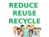 Reduce reuse recycle packet
