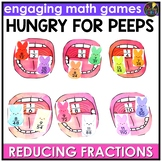 Easter Reducing Fractions