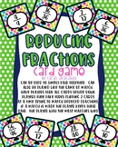 Reducing Fractions Card Game