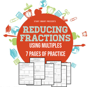 Reducing Fractions: Practice to Perfection