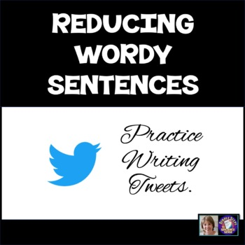 Reducing Wordy Sentences Grammar Worksheets