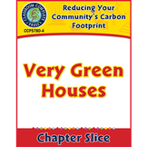 Reducing Your Community's Carbon Footprint: Very Green Houses Gr. 5-8