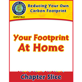 Reducing Your Own Carbon Footprint: Your Footprint At Home Gr. 5-8